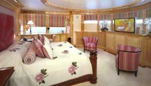 Seven Sins  Heesen Yacht 41M Interior 9