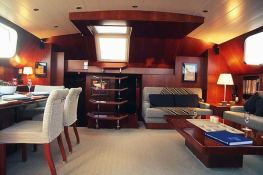 Sloop 100 Sloop 100' Interior 2