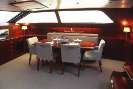Sloop 100 Sloop 100' Interior 3