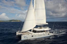 Sail 62' Sunreef Catamaran Exterior 2