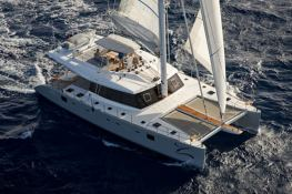 Sail 62' Sunreef Catamaran Exterior 3