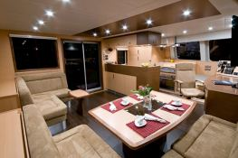 Sail 62' Sunreef Catamaran Interior 2