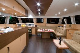 Sail 62' Sunreef Catamaran Interior 3