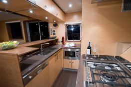 Argonauta V Sunreef Catamaran Sail 62' Interior 4