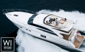 Princess Yachts Princess P 62