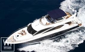Sunseeker Yacht 75'