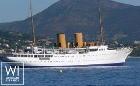 Blohm & Voss Yacht 136M