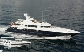 Trinity Yacht 48M