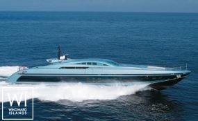 Baglietto Yacht 115'