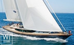 Alloy Yachts Sloop 54M