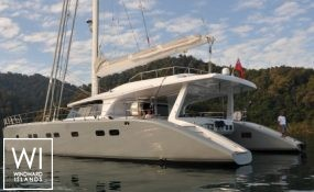 Sunreef Catamaran Sail 74'