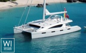 Matrix Catamaran Silhouette 76'