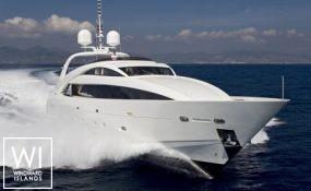 ISA Yacht 36M