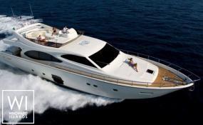 Ferretti Yacht 76
