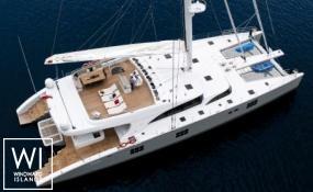 Sunreef Catamaran Sail 102'