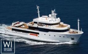 Mondomarine Yacht 50M