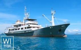 Daya Radar Utama Yacht 57M