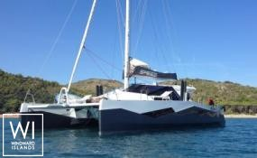 Diamante Catamaran 555