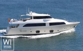 Ferretti Yacht 85