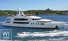 Trinity Yacht 58M