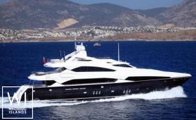 Sunseeker Yacht 37M