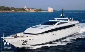 Baglietto Yacht 44M