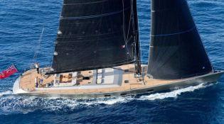 Wally Yacht 100'