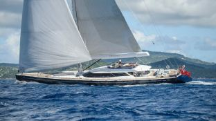 Oyster Marine yacht 125'