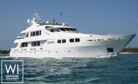 Intermarine Yacht 45M