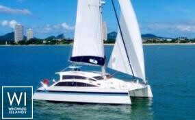 Islands Spirit Catamaran Islands Spirit 38
