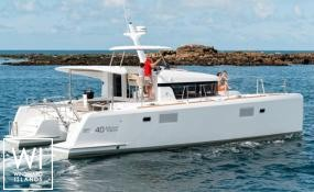 Lagoon Catamaran Power 40