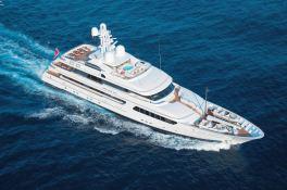 Feadship Yacht 54M