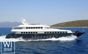 Intermarine Yacht 42M