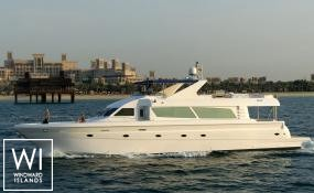 Gulf Craft Yacht 86
