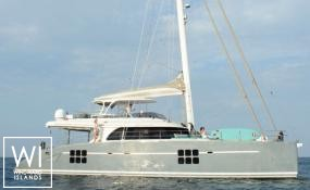 Sunreef Catamaran Sail 70'