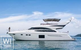 Princess Yachts Princess P 64