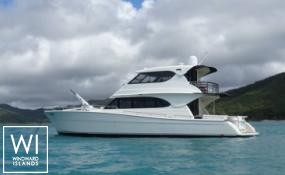 Maritimo yachts Fly 60'