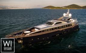 Custom Yacht 38M