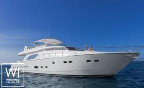 Ferretti Yacht 810
