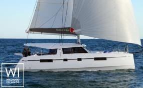 Nautitech Catamaran Nautitech 46 open