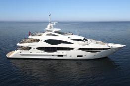 Sunseeker Yacht 131
