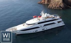 CRN Yacht 43M