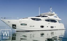 Sunseeker Yacht 98