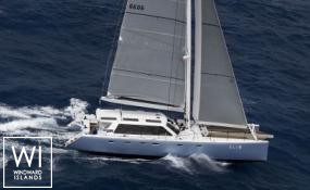 Custom Catamaran Gunboat 66