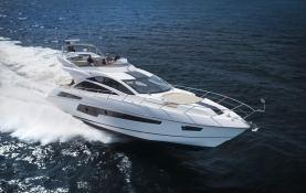 Sunseeker Yacht Sport 68