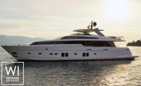San Lorenzo Yacht 106