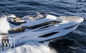 Numarine Yachts Fly 60