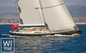 Southern Wind Sloop 110'