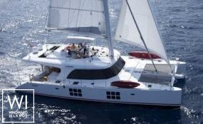 Sunreef Catamaran Sail 58