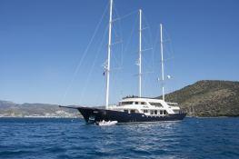 Custom Yacht 50M